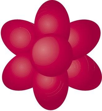 Sugarflair Paste Colours -RUBY -Χρώμα Πάστα -Ρουμπινί