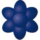 Sugarflair Paste Colours -NAVY BLUE -Χρώμα Πάστα -Μπλε Ναυτικού