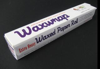 Wax Paper 12 μέτρα -Λαδόχαρτο με επίστρωση κεριού