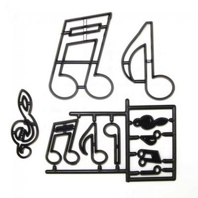 Patchwork Cutters - Extra Large Music Notes - Μουσικές Νότες Μεγάλες - Περίπου 10εκ