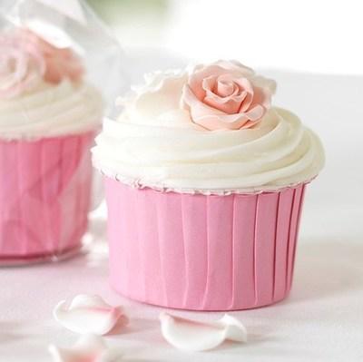 Culpitt Cupcake Baking Cups -PINK - Κυπελάκια Ψησίματος Ροζ 24 τεμ