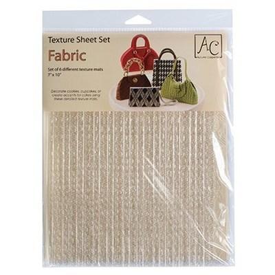 Autumn Carpenter Texture Sheet -6 FABRIC DESIGNS -Ανάγλυφα Φύλλα Υφασμάτων 6 τεμ