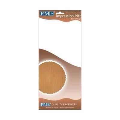 PME Impression Mat -BARK -Βάση Αποτύπωσης Σχεδίου Φλοιό Δέντρου