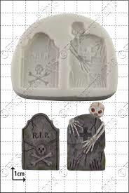 FPC - Tombstones Silicone Mould - Καλούπι Ταφόπλακες