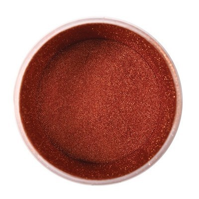Colour Splash Dust -PEARL COPPER -Σκόνη Περλέ -Χάλκινο 5γρ