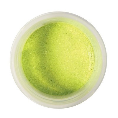 Colour Splash Dust -PEARL LIME -Σκόνη Περλέ -Λάϊμ (Πράσινο) 5γρ