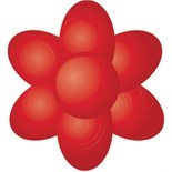 Sugarflair EXTRA Strong Paste Colours -Red 400g -Χρώμα Πάστα ΕΞΤΡΑ Δυνατό . -Κόκκινο-ΜΕΓΑΛΟ ΒΑΖΑΚΙ -400γρ