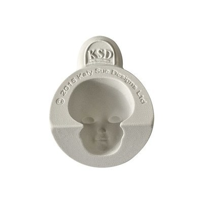 Katy Sue Mould -Head Set A -Καλούπι Κεφάλι σετ Α - Περίπου 25χιλ