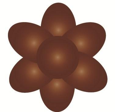 Sugarflair Paste Colours -WOODLAND Brown -Χρώμα Πάστα -Παστέλ Καφέ του Δάσου