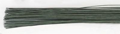 Culpitt - Floral Wire Dark Green 24gauge - Σύρμα Λουλουδιών - Σκούρο Πράσινο - 50τεμ/πακέτο - 0.51χιλ