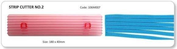 JEM - Strip Cutter no.2 - 5mm - Κουπάτ Λωρίδες - 3χιλ