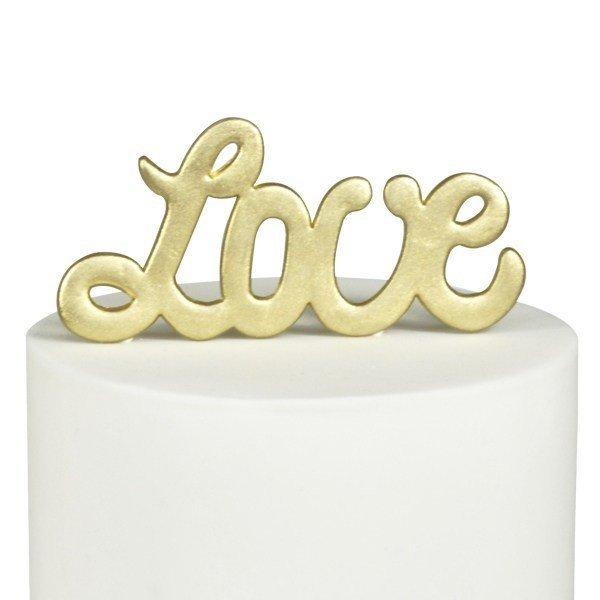 FMM Curved Words Cutter 'Love' -Κουπάτ Κυρτά Γράμματα Love
