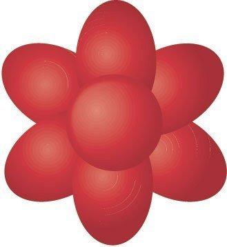 Sugarflair Paste Colours -POPPY RED -Χρώμα Πάστα -Παπαρούνα