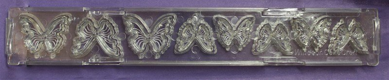 SALE!!! Clikstix - Butterflies Plunger Cutter - Κουπάτ με Εκβολέα Πεταλούδες - Περίπου 17χιλ