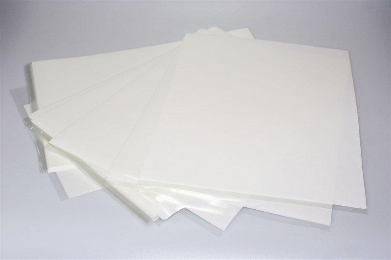 Culpitt - 25 sheets of Photocake Edible Matt paper A4 Sheet - Βρώσιμα Φύλλα Ζαχαρόπαστας Α4 για Εκτύπωση 25 φύλλα