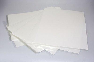 Culpitt A4 Sheets of Photocake Edible Matt Paper -Βρώσιμα Φύλλα Ζαχαρόπαστας Α4 για Εκτύπωση 25 φύλλα