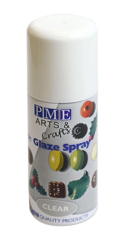 PME - Edible Lustre Spray Clear Glaze - Βρώσιμο Σπρέι Γυαλάδας Διάφανο - 100ml