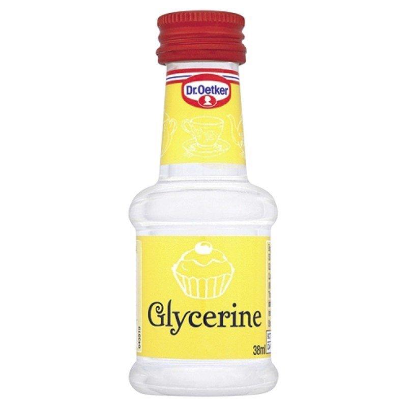 Dr. Oetker Glycerine - Βρώσιμη Γλυκερίνη - 38ml
