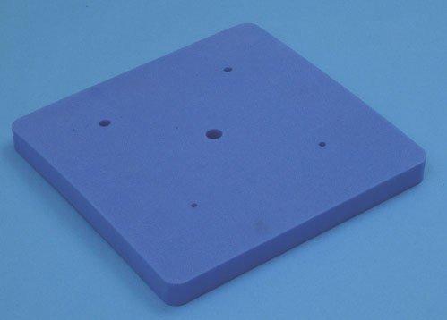 PME Flower Foam Pad -Mexican -BLUE -Βάση από Αφρολέξ