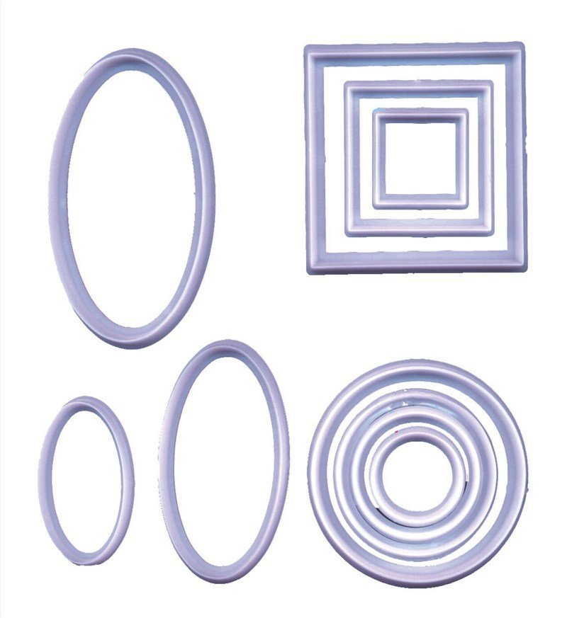 FMM - Geometric Cutters Σετ με 10 - Γεωμετρικά Κουπάτ - 10τεμ/πακέτο