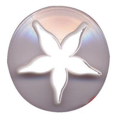 FMM Flower Cutters -Rose CALYX -Κουπάτ Κάλυκας Τριαντάφυλλου 3 τεμ