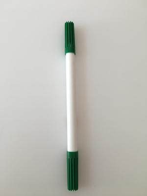 #Modecor - Pen Green - Μαρκαδόρος Με Δύο Άκρες - Πράσινο
