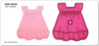 SALE!!! JEM Cutter -BABY DRESS -Κουπάτ Μωρουδιακό Φόρεμα