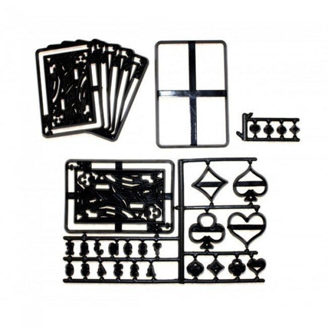 Patchwork Cutters - Card Set Cutter - Κουπάτ Τραπουλόχαρτα