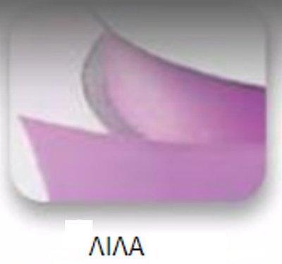 Ribbons - 15mm Satin Ribbon Lilac 50m - Κορδέλα Σατέν Λιλά
