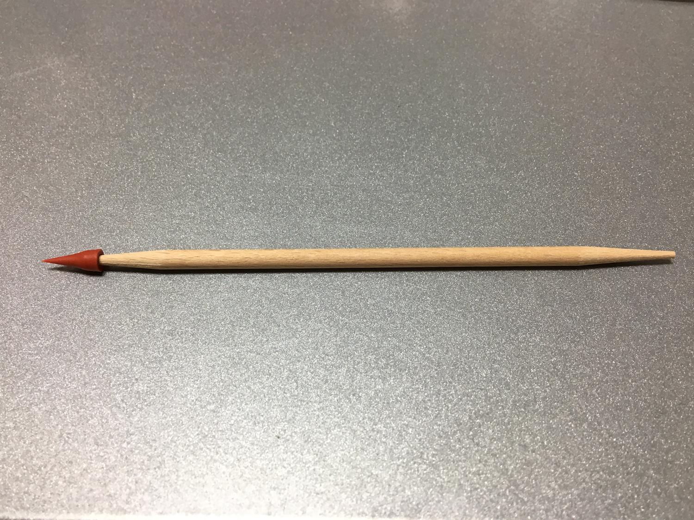 Cerart - Point Shapers Natural handle - Μυτερό Εργαλείο με Σκληρή Μύτη για Σχεδιασμό - Λαβή Φυσικού Ξύλου