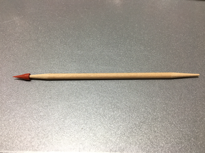 Cerart Point Shapers Natural handle -Μυτερό Εργαλείο με Σκληρή Μύτη για Σχεδιασμό -Λαβή Φυσικού Ξύλου