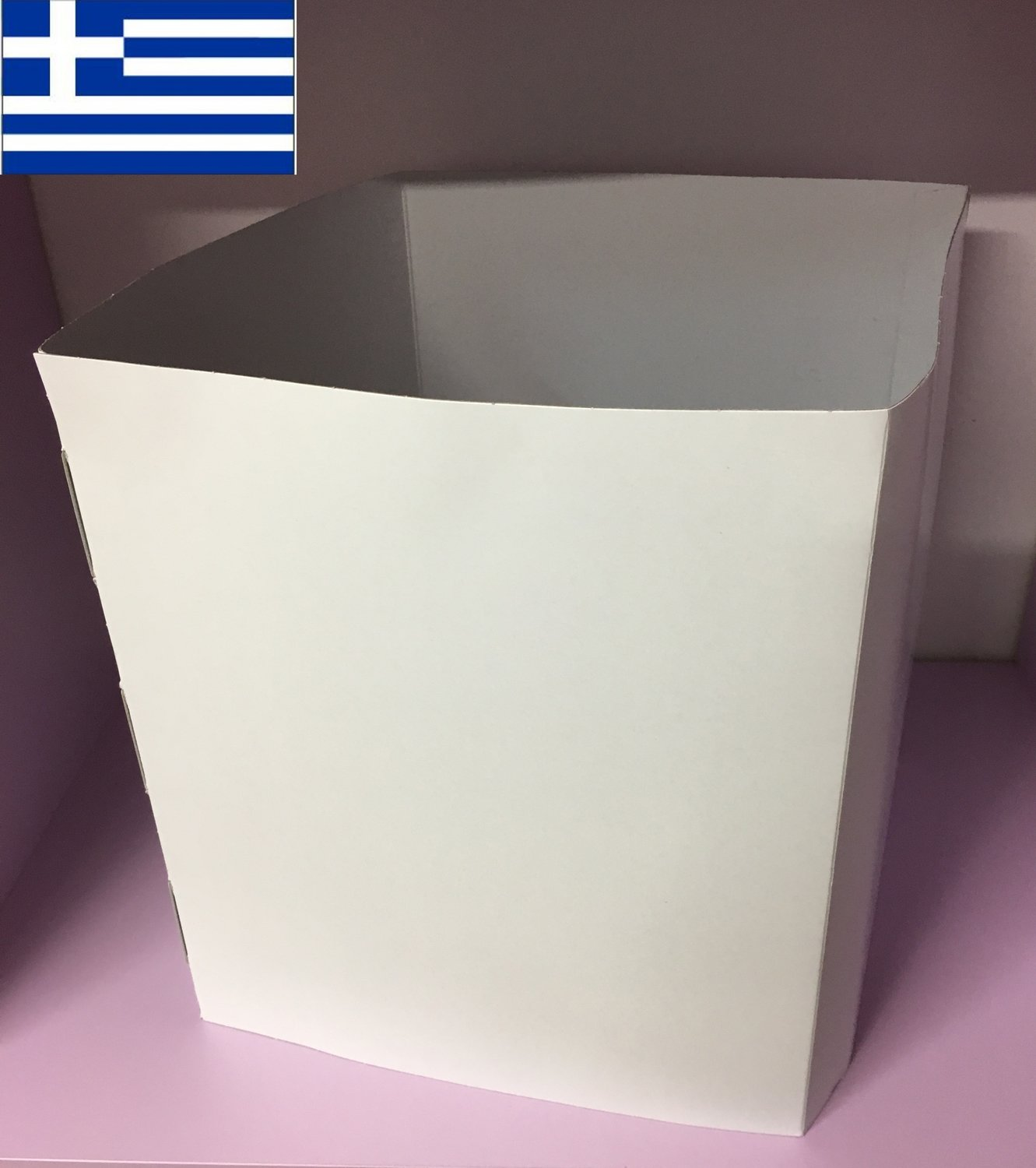 Extends your 30cm box to a height of 35cm - Αποστάτης 35εκ Ύψος για 30εκ Κουτί