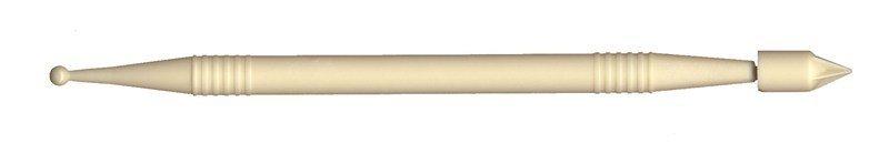 FMM Modelling Tool -7/8 RIDGED CONE & MINI BALL -Εργαλείο 7/8 Διπλής Όψης -Κωνικό/Σφαιρικό