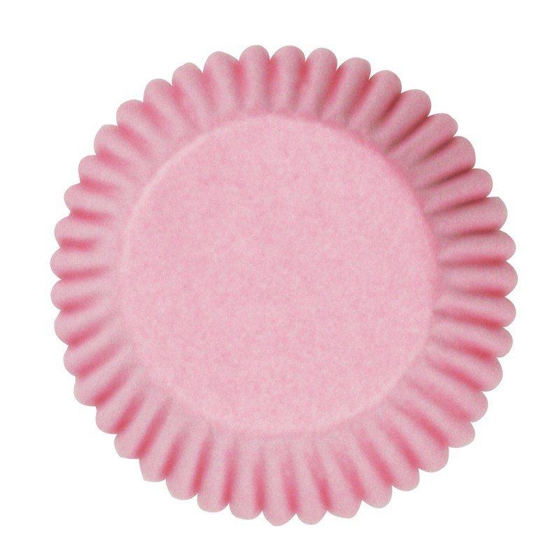 Culpitt - Bulk Cupcake Cases Plain Pink - Θήκες Ψησίματος - Ροζ - 250τεμ/πακέτο - 50χιλ