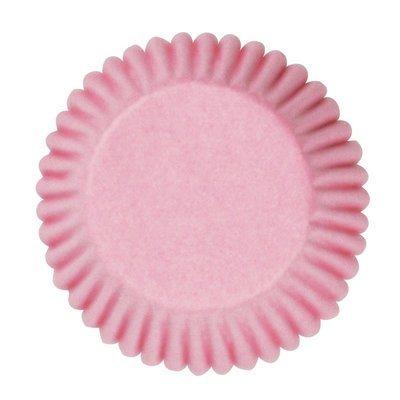 Culpitt BULK Cupcake Cases -PLAIN PINK -Θήκες Ψησίματος -Ροζ 250 τεμ
