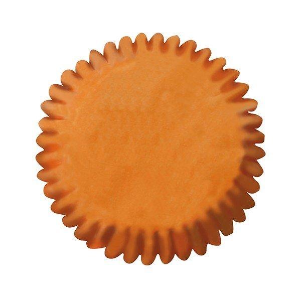 Culpitt BULK Cupcake Cases -PLAIN ORANGE -Θήκες Ψησίματος -Πορτοκαλί 252 τεμ