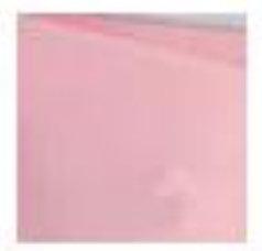Ribbons - 15mm Ribbed Pink 22m - Κορδέλα Γκρο Ροζ