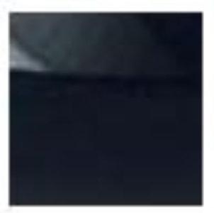 Ribbons - 3.5mm Satin Ribbon Black Double Faced 100m - Κορδέλα Σατέν Διπλής Όψης Μαύρη