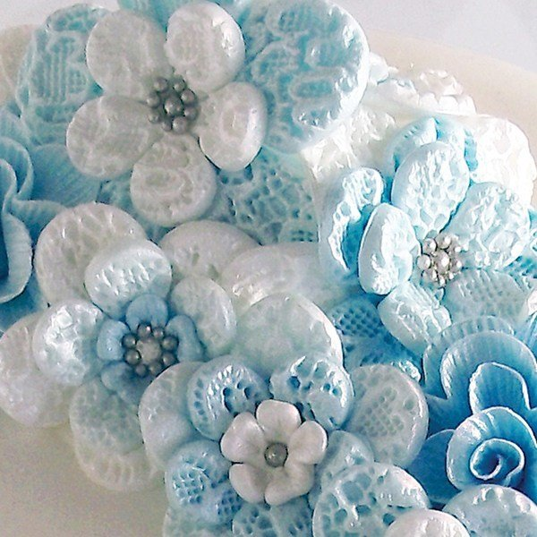 Katy Sue Mould Little Flowers -Καλούπι Μικρά Λουλούδια