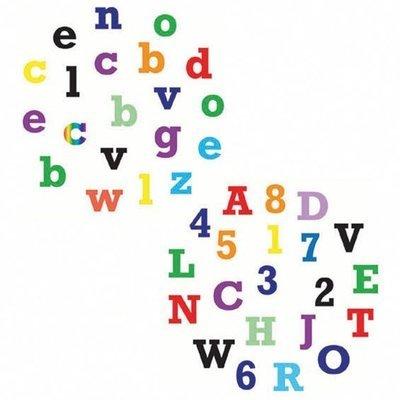 FMM Alphabet Tappit -LOWERCASE -Κουπάτ Λατινική Αλφάβητο -Μικρά Γράμματα