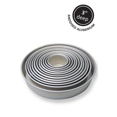 PME Baking Tin -ROUND DEEP 3