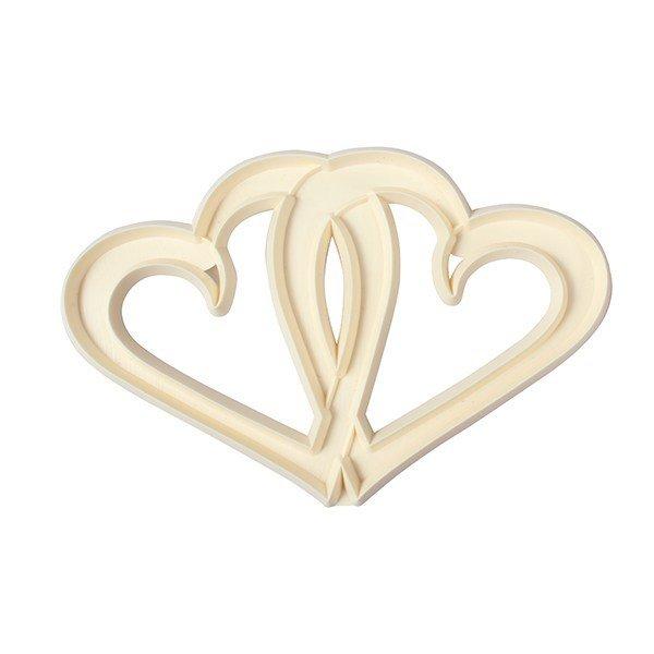 FMM Cutters -ENTWINED HEARTS -Κουπάτ Ενωμένες Καρδιές