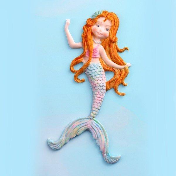 Katy Sue - Mould Mermaid - Καλούπι Νεράϊδα - 130x62εκ