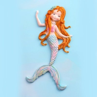 Katy Sue Mould Mermaid -Καλούπι Νεράϊδα
