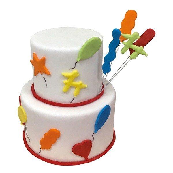 FMM - Tappit Party Balloons - Κουπάτ Μπαλόνια - Περίπου 40 έως 90χιλ