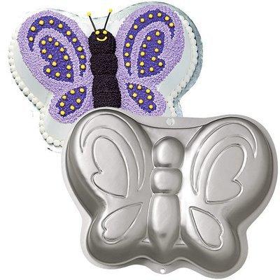 *Wilton -Non-Stick Butterfly Cake Pan Ταψί Πεταλούδα αντικολλητικό