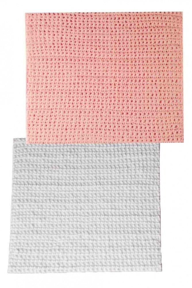 FPC Silicone Texture Mat -CROCHET -Καλούπι Πλεκτό Βελονάκι