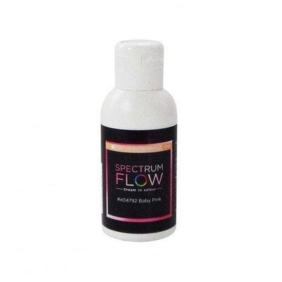 Spectrum Flow Edible Airbrush Paint -MATT BABY PINK -Χρώμα Αερογράφου 75ml ματ απαλό ροζ