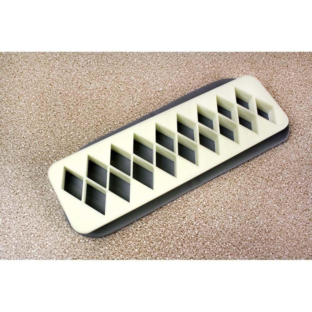 PME Geometric Multicutters -Set of 3 -DIAMONDS -Πολλαπλό Κουπάτ Γεωμετρικό Ρόμβος 3 τεμ