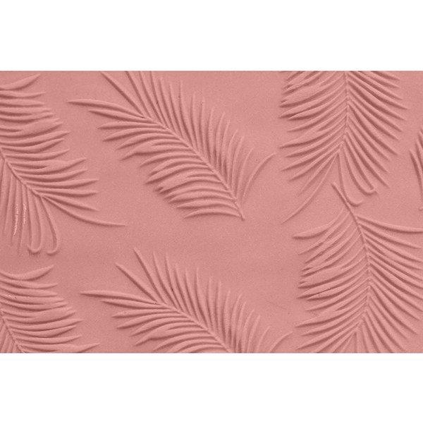FMM - Embossed Rolling Pin Feathers - Ανάγλυφος Πλάστης Λεπτά Φτερά - 165χιλ